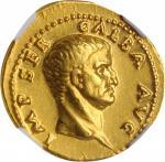 公元68-69年加尔巴金币 NGC Ancients XF GALBA, A.D. 68-69. AV Aureus