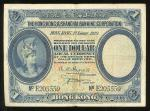 World Banknotes, group of 28, consisting of: Hong Kong, HSBC, $1, 1.1.1929 and 20x $5, 18.3.1971, co