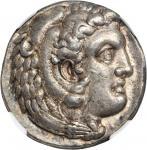 MACEDON. Kingdom of Macedon. Alexander III (the Great), 336-323 B.C. AR Tetradrachm (17.17 gms), Ara