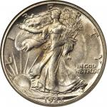 1923-S Walking Liberty Half Dollar. MS-65 (NGC).