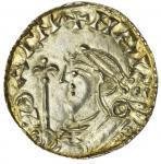 Harthacnut, Sole Reign (1040-42), Penny, Arm-and-Sceptre type, Huntingdon, Wulfwine, 1.00g, 6h, +HAR