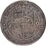 SWEDEN. Daler, 1599. Stockholm Mint. Karl (IX) Riksforestandare (Regent) (1598-1604). NGC Fine Detai