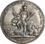 1779 (April 20, 1780 - May 4, 1780) De Fleury at Stony Point obverse cliche. As Betts-566. White met