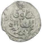 GREAT MONGOLS: Möngke, 1251-1260, AR dirham (2.02g), NM, ND, A-3765K, mangu qa an / al- adil obverse