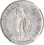 ITALY. Genoa. 2 Lire, 1794. NGC MS-64.