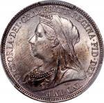 1900,1945及1959年英国1先令3枚,分别PCGS UNC Detail (有清洗), MS 63 及裸币UNC