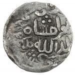 SHAHS OF BADAKHSHAN: Bahramshah, 1360s-1374, AR 1/6 dinar (1.27g), Kishm, AH772, A-2017, with the ti