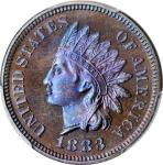 1883 Indian Cent. Proof-66 BN (PCGS).
