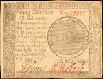 CC-86. Continental Currency. September 26, 1778. $60. About Uncirculated.