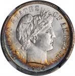 1904 Barber Dime. MS-66 (NGC).