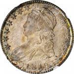 1819 Capped Bust Half Dollar. O-109. Rarity-2. MS-64 (NGC).
