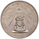 Foreign coins;GERMANIA Hessen - Ludewig I (1790-1730) Medaglia 1827 per le sue nozze d'oro con Luise