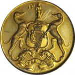 IRELAND. Law Society of Ireland Award Medal in Gold, 1906. PCGS Genuine Gold Shield.