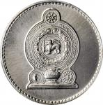 CEYLON (SRI LANKA). 2 Rupees, 1984. PCGS SPECIMEN-68 Gold Shield.