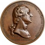 1776 Washington Before Boston medal. Betts-542, Musante GW-09-P2, Baker-47var, Mooney M2var. Copper.