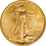 1924 Saint-Gaudens Double Eagle. MS-62 (NGC).