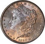 1890-S Morgan Silver Dollar. MS-66 (PCGS). CAC.