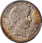 1916-D Barber Quarter. MS-67 (PCGS). CAC.