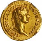 DOMITIAN, A.D. 81-96. AV Aureus (7.69 gms), ca. 82 A.D.