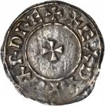 GREAT BRITAIN. Imitative Penny, ND (ca. 899-924). Uncertain Viking Mint. Edward the Elder (899-924).