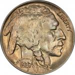 1937-D Buffalo Nickel. FS-901. 3-Legged. MS-65 (PCGS). CAC.