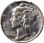 1936 Mercury Dime. Proof-67+ (PCGS).