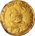 ITALY. Mantua (Mantova). 1614. Ferdinando Gonzaga. NGC EF-40.