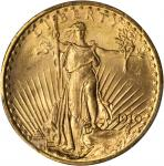 1910-S Saint-Gaudens Double Eagle. MS-65 (PCGS).