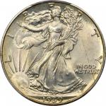 1939 Walking Liberty Half Dollar. MS-67+ (PCGS).