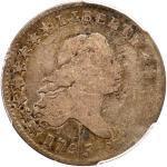 1795 Flowing Hair Half Dollar. PCGS G6
