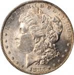 1883-S Morgan Silver Dollar. MS-62 (PCGS).
