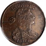 1804 (1860s) Draped Bust Cent. Private
