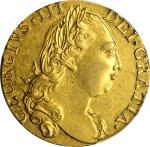 GREAT BRITAIN. Guinea, 1775. London Mint. George III. PCGS AU-58 Gold Shield.