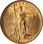 1910-S Saint-Gaudens Double Eagle. MS-62 (NGC).