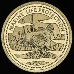 PALAU パラオ Dollar 2002   Proof