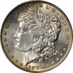 1904-S Morgan Silver Dollar. MS-64 (PCGS). CAC.