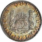 MEXICO. 2 Reales, 1761-MoM. PCGS MS-64 Secure Holder.