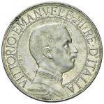 Savoy Coins;Vittorio Emanuele III (1900-1946) 2 Lire 1910 - Nomisma 1159 AG R - SPL+;250