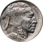 1916-D Buffalo Nickel. MS-65 (PCGS). CAC. OGH.