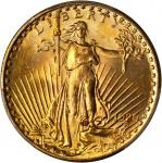1926 Saint-Gaudens Double Eagle. MS-65 (PCGS).