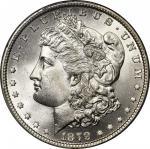 1879-O Morgan Silver Dollar. MS-66 (PCGS).