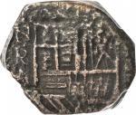 COLOMBIA. Real, ND (1632-42)-A. Santa Fe de Nuevo Reino (Bogota) Mint. PCGS Genuine--Salt Water Dama