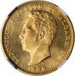 PORTUGAL. 5,000 Reis, 1886. NGC MS-66.