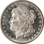 1878-CC Morgan Silver Dollar. MS-64 PL (PCGS).