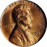 1931-D Lincoln Cent. MS-66 RD (PCGS). OGH.