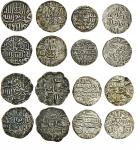 Sultans of Bengal, Ala al-Din Husain (AH 899-925; AD 1493-1519), Tankas (8), third victory type, Fat