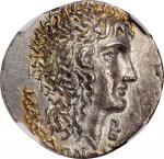 MACEDON. Under the Romans. AR Tetradrachm (16.57 gms), Uncertain mint, Aesillas (Quaestor, ca. 95-70