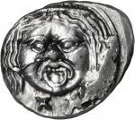 ITALY. Etruria. Populonia. AR 20 Asses, ca. 3rd Century B.C.