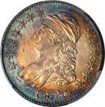 1810 Capped Bust Half Dollar. O-101a. Rarity-1. AU-53 (PCGS).
