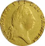 GREAT BRITAIN. 1/2 Guinea, 1795. London Mint. George III. PCGS VF-30 Gold Shield.